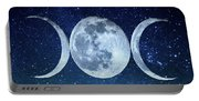 Triple Moon Milkyway Portable Battery Charger