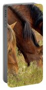 Triple Mustang Treat Portable Battery Charger
