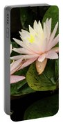 Triplet Water Lilies Portable Battery Charger