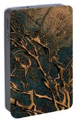 Trippy Tree Portable Battery Charger