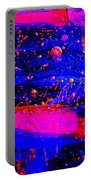 Triptych 1 Cropped Portable Battery Charger
