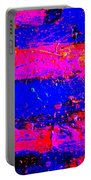 Triptych 3 Cropped Portable Battery Charger