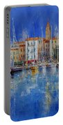 Trogir  -  Croatia Portable Battery Charger