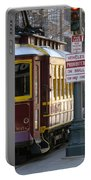 Trolley - Memphis Portable Battery Charger