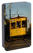Trolley Ride Portable Battery Charger