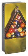 Billiard Balls Tromp'ole Portable Battery Charger
