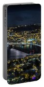 Tromso By Night Portable Battery Charger