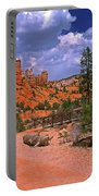 Tropic Canyon Bridge In Bryce Canyon Np Utah Portable Battery Charger