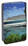 Tropic Vibrations Portable Battery Charger