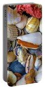 Tropical Beach Seashell Treasures 1550b Portable Battery Charger