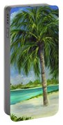 Tropical Beach Two Portable Battery Charger