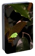 Tropical Buterfly Portable Battery Charger