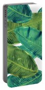 Tropical Colors 2 Portable Battery Charger by Mark Ashkenazi