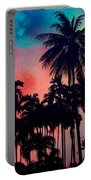 Tropical Colors Portable Battery Charger