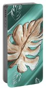 Tropical Dance 1 By Madart Portable Battery Charger