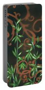 Tropical Dance 2 By Madart Portable Battery Charger