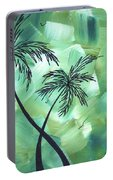 Tropical Dance 3 By Madart Portable Battery Charger