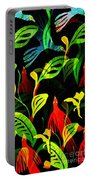 Tropical Flock Portable Battery Charger