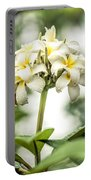 Tropical Flower 7 Portable Battery Charger