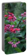Tropical Flower Flow Portable Battery Charger