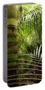Tropical Forest Jungle Portable Battery Charger