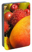 Tropical Fruit Delight Portable Battery Charger