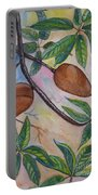 Tropical Fruit Mamey Portable Battery Charger