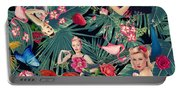 Tropical Fun Sexy  Portable Battery Charger
