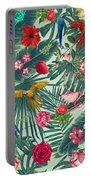 Tropical Fun Time  Portable Battery Charger