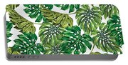Tropical Haven  Portable Battery Charger