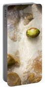 Tropical Island Coconut Portable Battery Charger