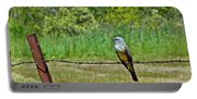 Tropical Kingbird Portable Battery Charger