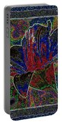 Tropical Lily 5 Portable Battery Charger