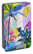 Tropical Moods Portable Battery Charger