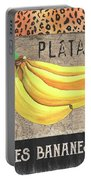 Tropical Palms 4 Portable Battery Charger