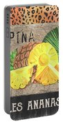Tropical Palms 5 Portable Battery Charger