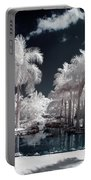 Tropical Paradise Infrared Portable Battery Charger
