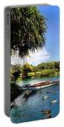 Tropical Plantation - Maui Portable Battery Charger