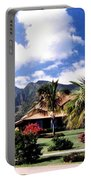Tropical Plantation Portable Battery Charger