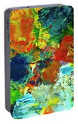 Tropical Reef #308 Portable Battery Charger