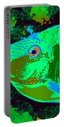 Tropical Reef Fun Portable Battery Charger