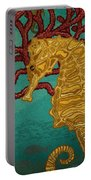 Tropical Seahorses Portable Battery Charger