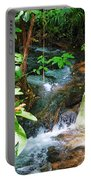 Tropical Stream Portable Battery Charger