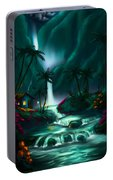 Tropical Vacation  Portable Battery Charger