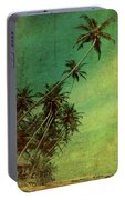 Tropical Vestige Portable Battery Charger