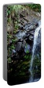 Tropical Waterfall Portable Battery Charger