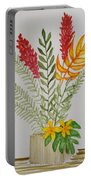 Tropicals Portable Battery Charger
