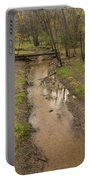 Trout Brook Scene 1 B Portable Battery Charger