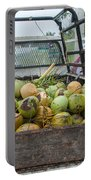 Truckload Of Coconuts Portable Battery Charger