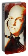 Truman Capote, Literary Legend Portable Battery Charger